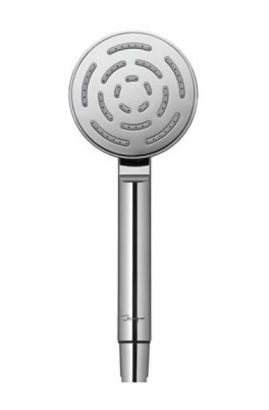 Ручной душ Maze из нержавеющей стали и ударостойкого пластика ABS, с одним режимом, диаметр лейки 95 мм