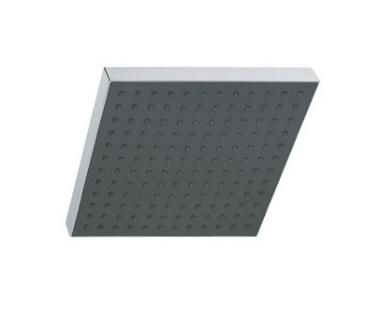 Верхний душ с 1 режимом, размер 200х200 мм