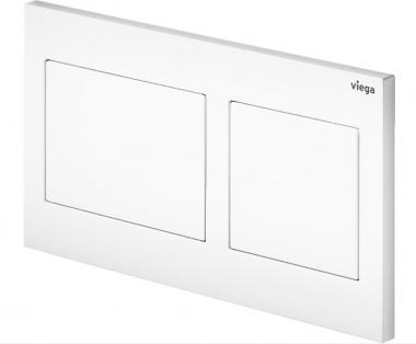 Кнопка смыва для инсталляции Prevista Visign for Style 21 Viega цвет хром, пластик