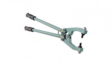 BIS Пробивные клещи для профлиста раскрытие пуансонов от 25 до 90 мм