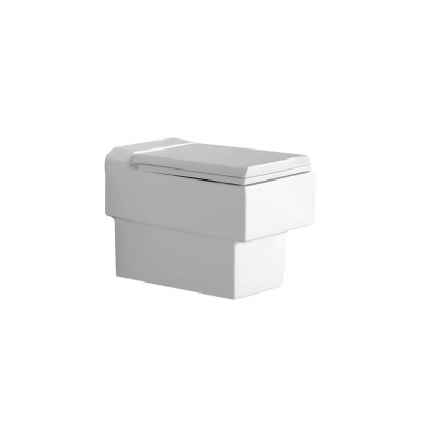 Унитаз подвесной Jaquar Fonte, с сиденьем дюропласт, микролифт