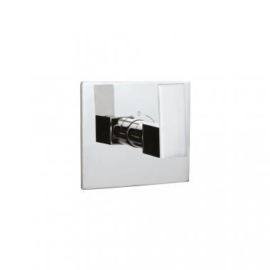 Вентиль для ванны и душа Jaquar Kubix-F KUB-CHR-35421F