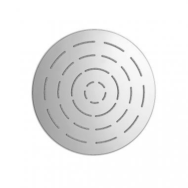 Верхний душ Maze из нержавеющей стали, с одним режимом, диаметр 300 мм