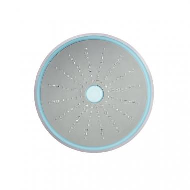 Верхний душ с подсветкой LED, диаметр 234 мм