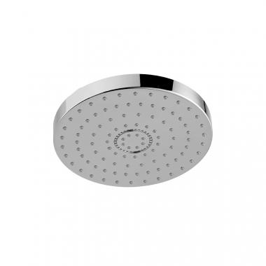 Верхний душ с 1 режимом, диаметр лейки 180 мм, с режимом аэрации